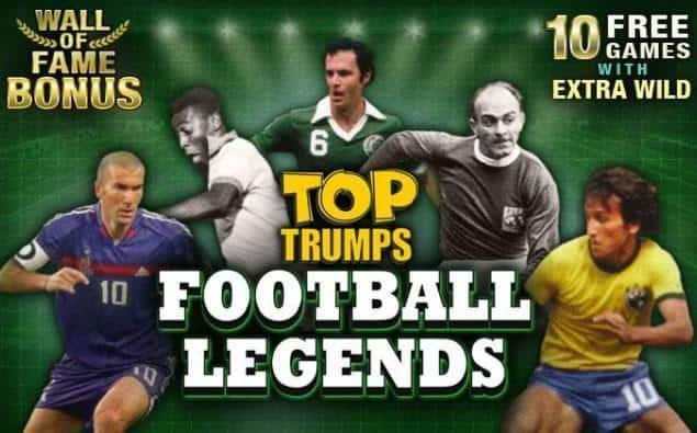 Football Legends Slot Machine