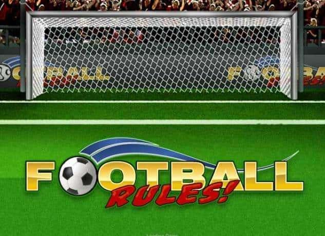 Football Rules Slot Machine