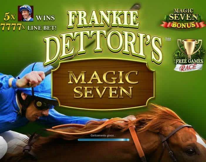 Frankie Dettori's Slot Machine