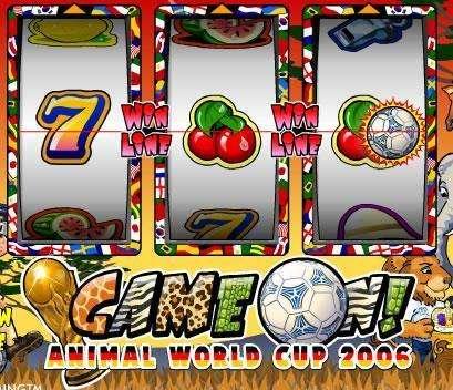 Game On Slot Machine