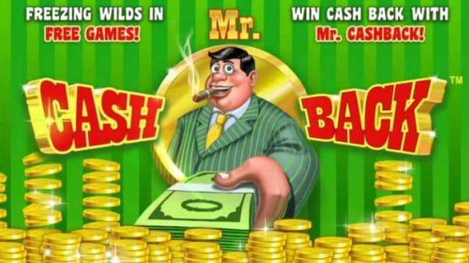 Mr Cash Back Slot