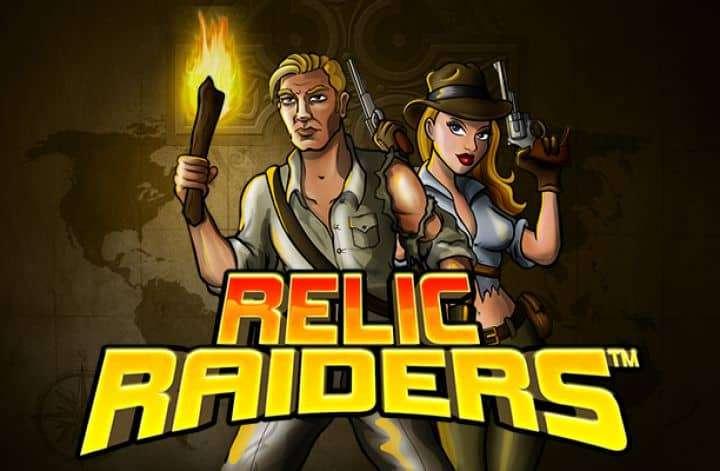 Relic Raiders Slot Machine