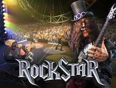 RockStar Slot Machine 3D