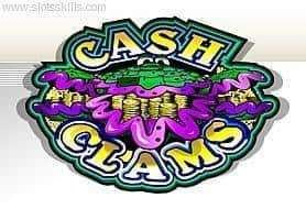 Cash Clams Slot Machine