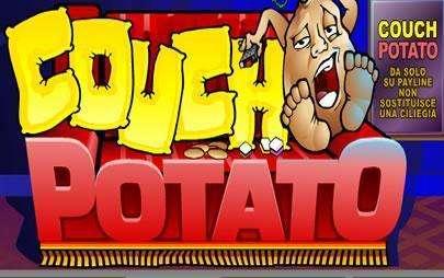 Couch Potato Slot Machine
