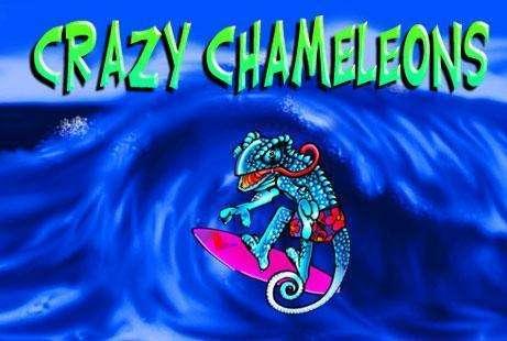 Crazy Chameleons Slot Machine