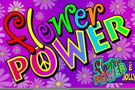Flower Power Slot Machine