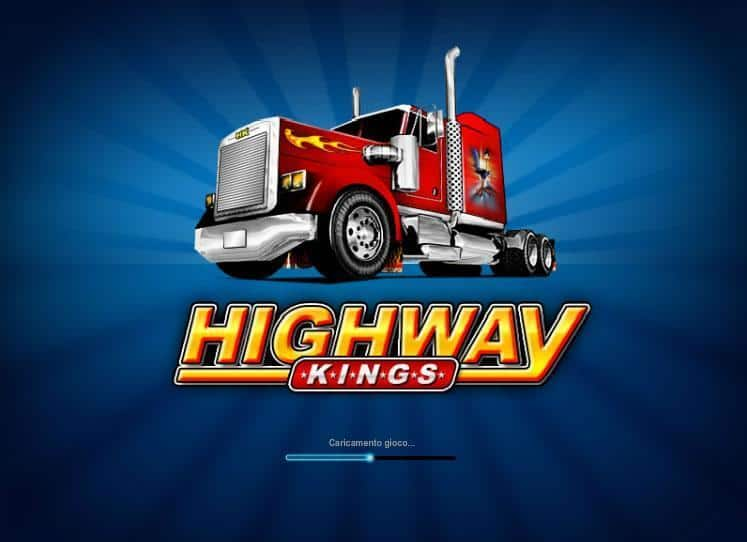 Highway Kings Slot Machine