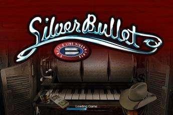 Silver Bullet Slot machine