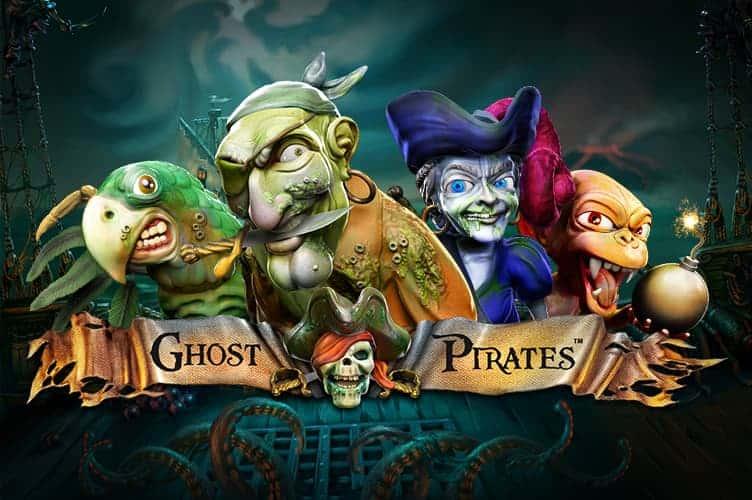 Ghost Pirates Slot Machine