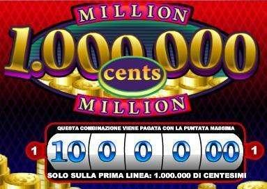 Million Cents Slot Machine