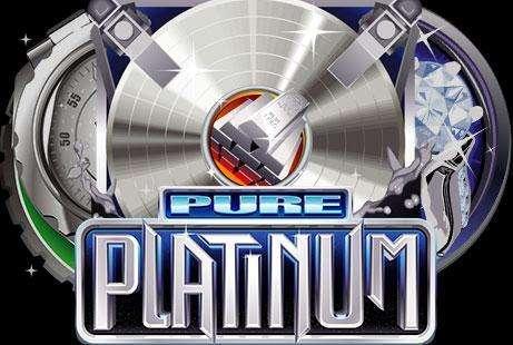 Pure Platinum Slot Machine