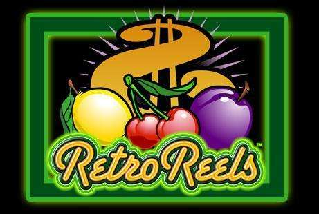 Retro Reels Slot Machine