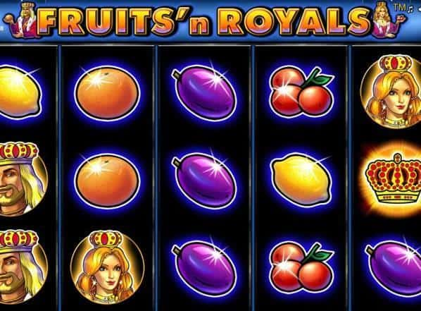 Fruits'n Royal Slot Machine