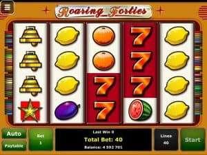 Roaring Forties Slot Machine