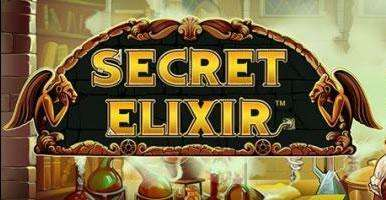 Secret Elixir Slot Machine