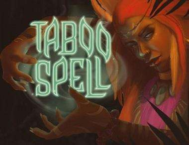 Taboo Spell Slot Machine