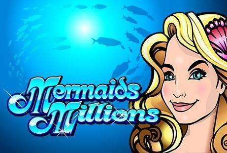 All Slots Casino Mobile con la slot Mermaids Millions