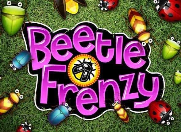 Beetle Frenzy slot machine