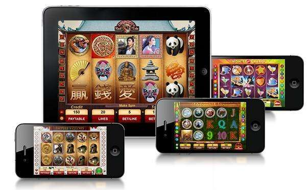 Slot Machine Online Mobile