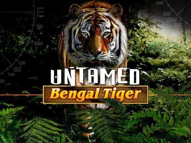 Untamed Bengal Tiger Slot Machine