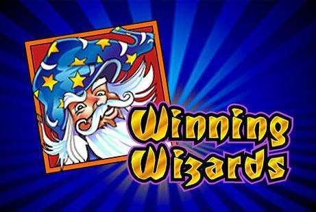 Winning Wizards Slot Machine