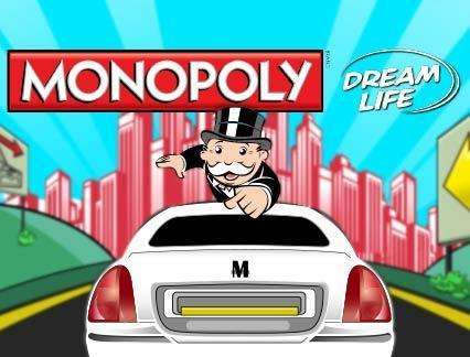 Monopoly Dream Life Slot Machine