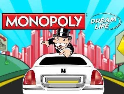 Monopoly Dream Life Slot Machine