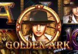 Golden Ark Deluxe Slot Machine