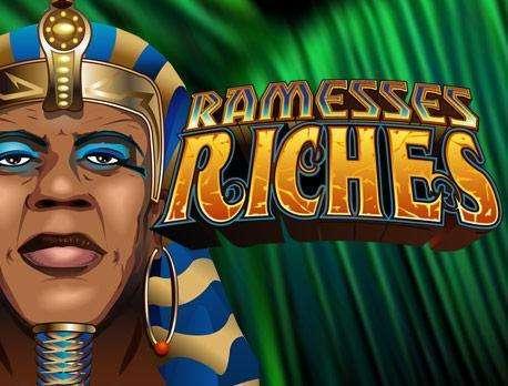 Ramesses Riches Slot Machine