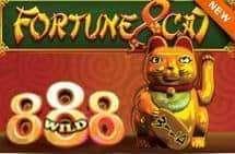 Fortune 8 Cat Slot Machine