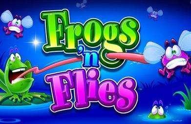 Frogs'n Flies Slot Machine