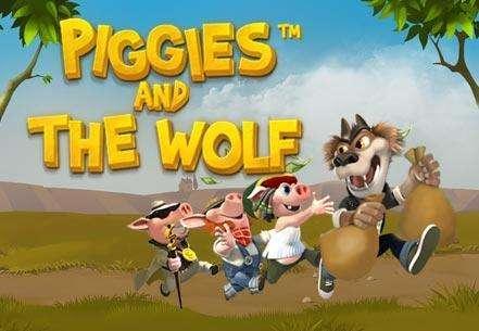 Piggies and the Wolf Slot Machine
