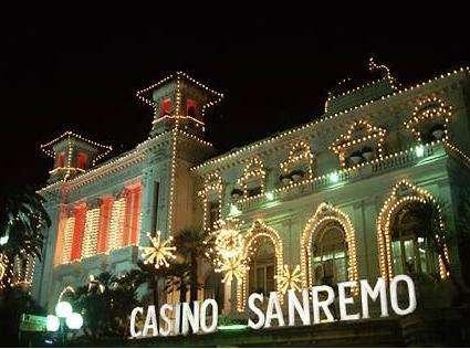 Slot Machine Casinò di Sanremo