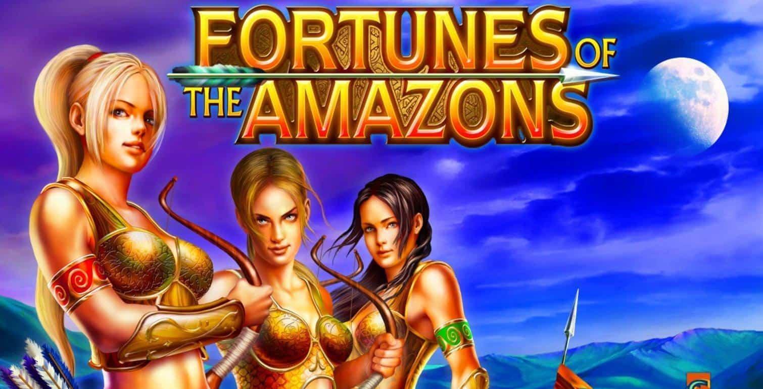 Fortune Of Amazons Slot Machine