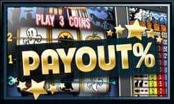 Il payout delle slot machine
