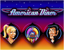 American Diner Slot Machine