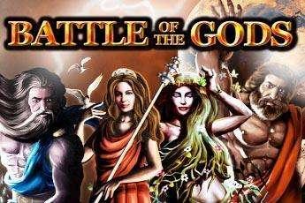 Battle of the Gods Slot Machine