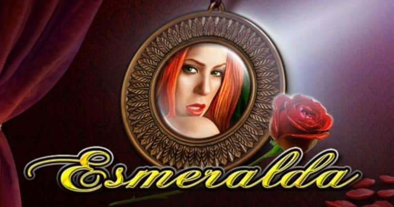 Esmeralda Slot Machine