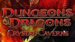 Dungeons and Dragon: Crystal Caverns Slot Machine