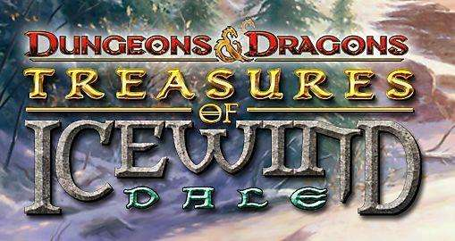 Treasures of Icewind Dale Slot Machine