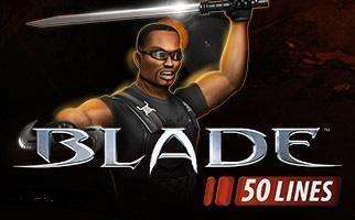 Blade 50 Lines Slot Machine