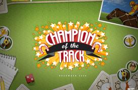 Champion Of The Track Slot Machine