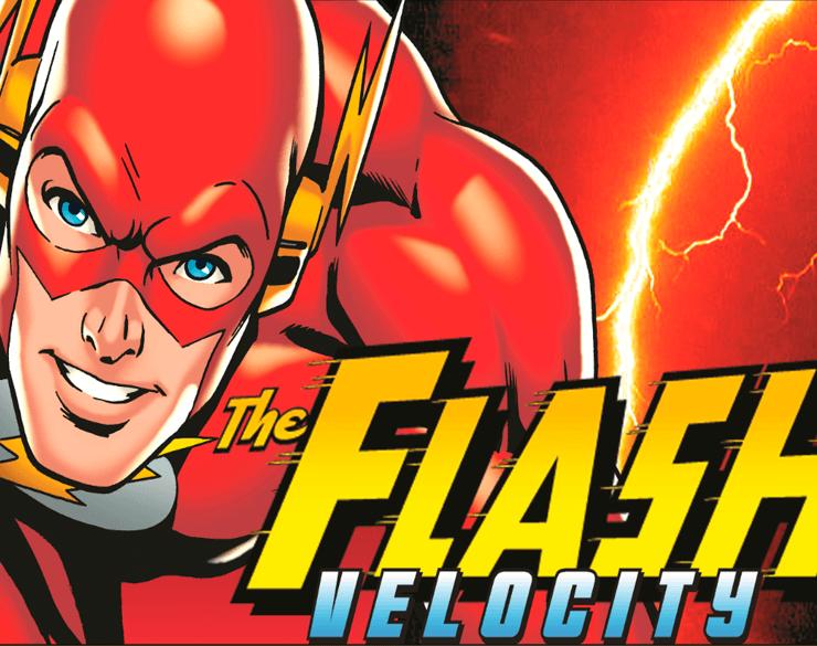 Flash Velocity Slot Machine