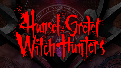 Hansel & Gretel Witch Hunters Slot Machine