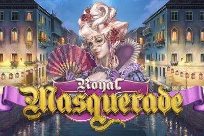 Royal Masquerade Slot Machine