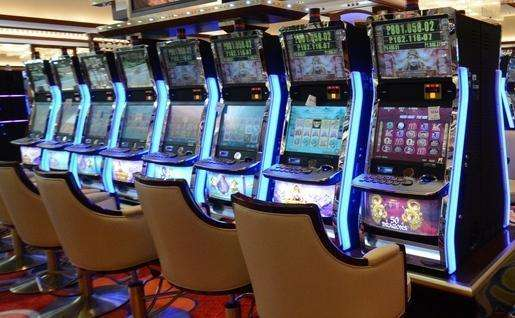 Vlt Slot Machine