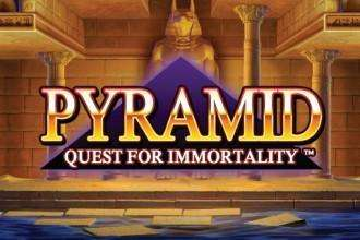 Pyramid: Quest for immortality Slot Machine