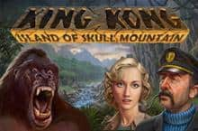 King Kong Island of Skull Montain Slot Machine