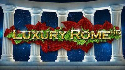 Luxury Rome HD Slot Machine